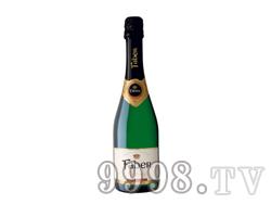 菲波皇朝起泡酒干型香槟酒750ml