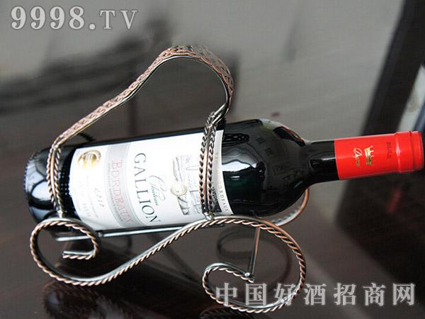 法国加里昂酒庄原装进口葡萄酒