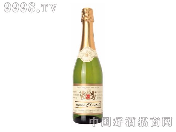 霜桐半干型白葡萄起泡酒