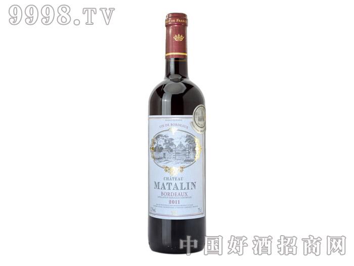 马塔林酒庄红葡萄酒