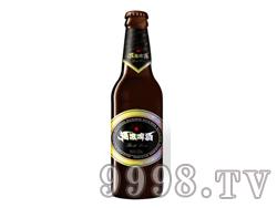 摇滚棕色啤酒