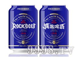 摇滚啤酒1918 330ML