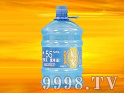 蓝桶原浆55度
