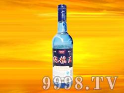 蓝瓶纯粮王酒