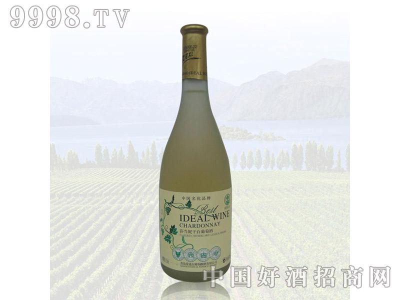 爱迪尔莎当妮干白葡萄酒750ml