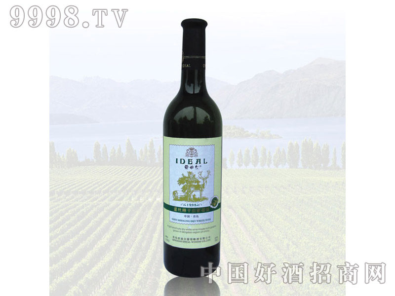 爱迪尔薏丝琳干白葡萄酒