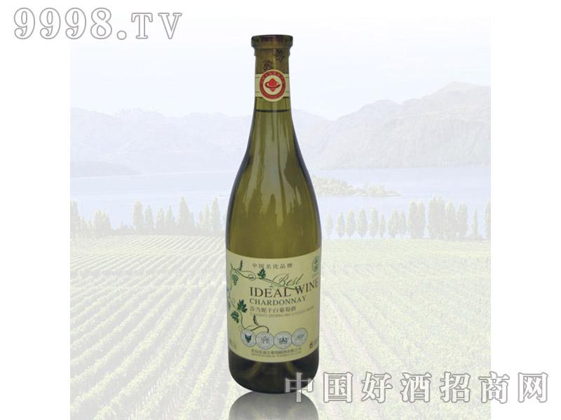 爱迪尔莎当妮干白葡萄酒75cl