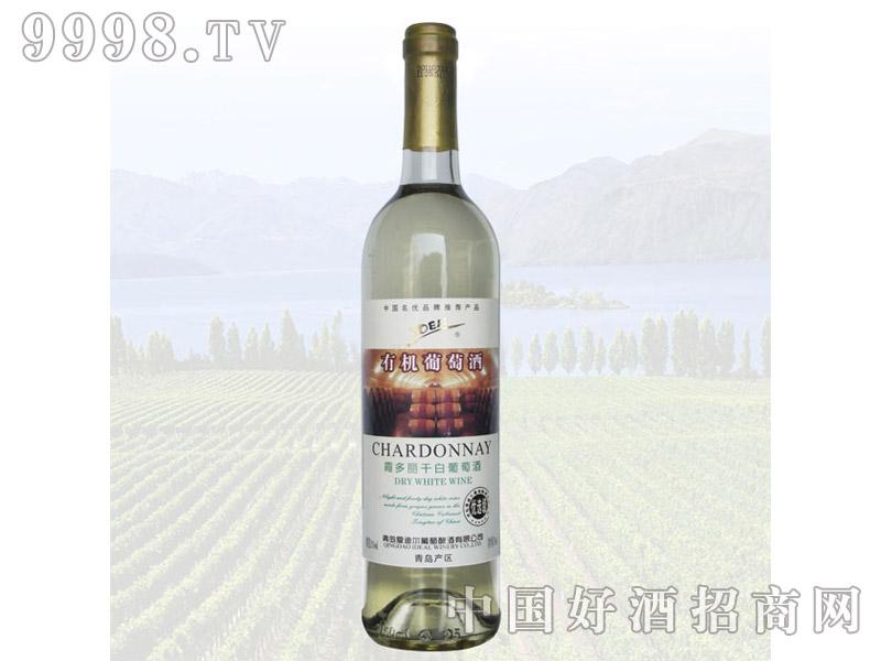 爱迪尔有机葡萄酒-10号霞多丽干白
