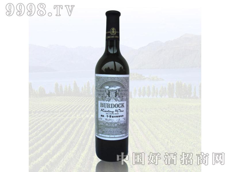 奥帆牛蒡薏丝琳葡萄酒