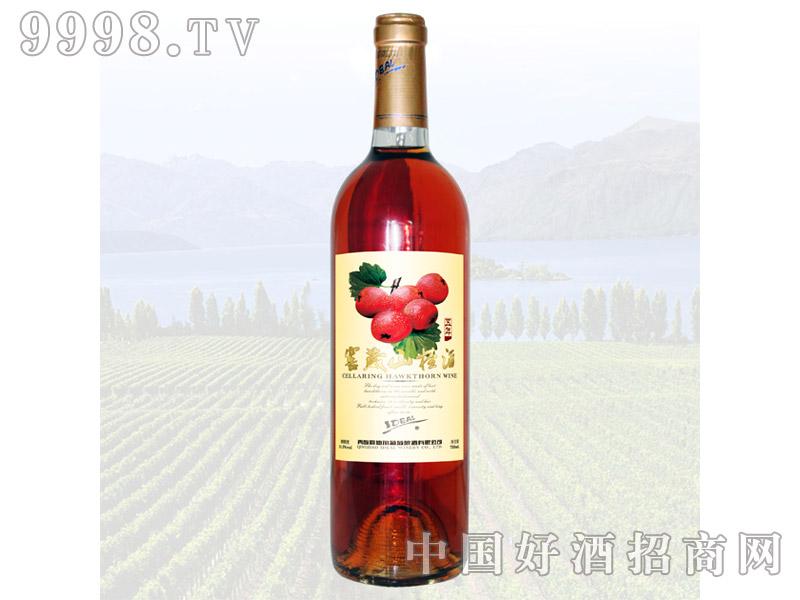 爱迪尔五年窖藏山楂酒