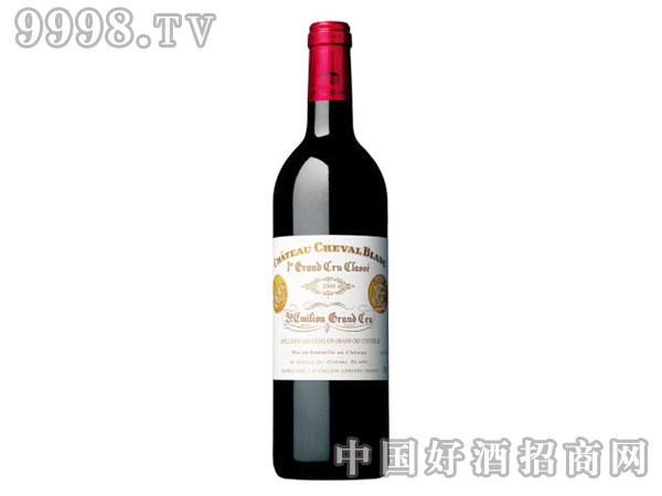 白马酒庄干红葡萄酒2004