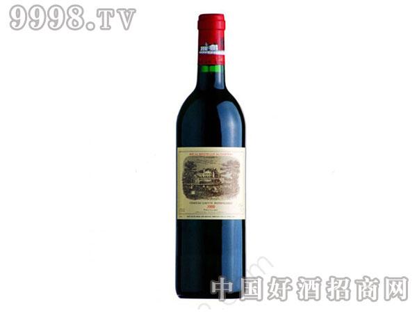 拉菲城堡干红葡萄酒2000