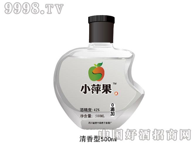 小萍果 清香型 500ml