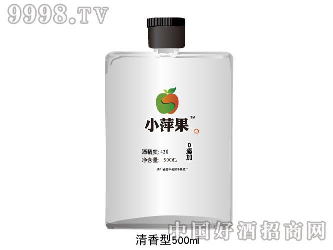 小萍果 清香型500ml