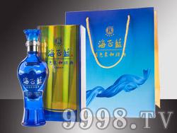海正蓝-蓝色柔和经典(手提袋)