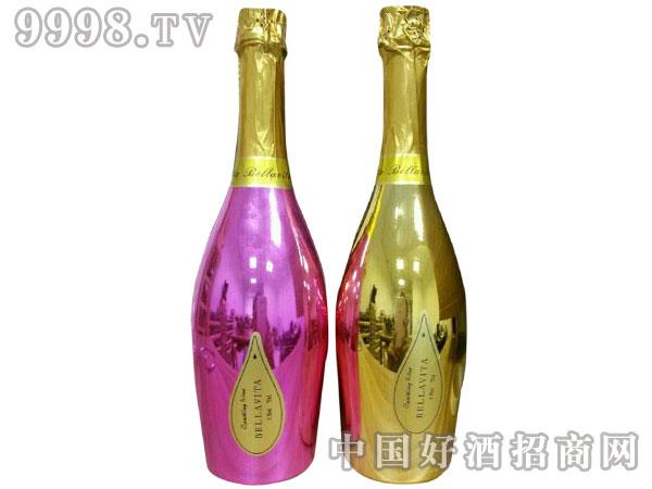 土豪金起泡酒系列(紫)