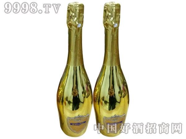 土豪金起泡酒系列(黄瓶)