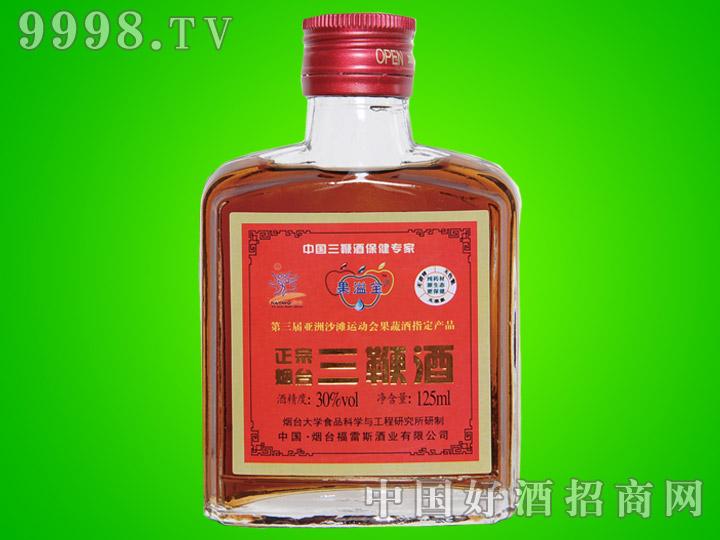 中国正宗烟台三鞭酒(30°)125ml