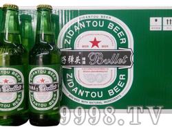 子弹头啤酒 330ml(盒)