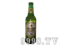 泉城豹啤酒