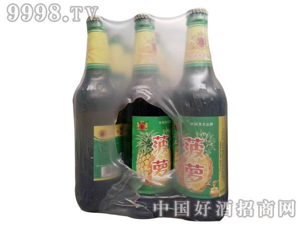 菠萝果啤塑包