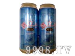 酒立方易拉罐500ml啤酒