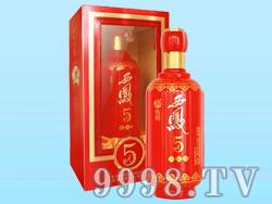梧桐西凤5A酒
