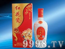 红花瓷(浓香型)淡雅