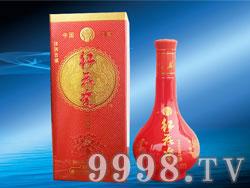 红花瓷龙凤呈祥
