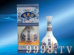 洋河珍酒-蓝花瓷(窖藏30)