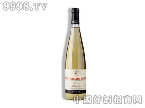 法国波特家族精选甜蜜的喜悦甜白葡萄酒