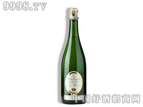 法国图克劳斯起泡占有者白起泡酒气泡酒香槟