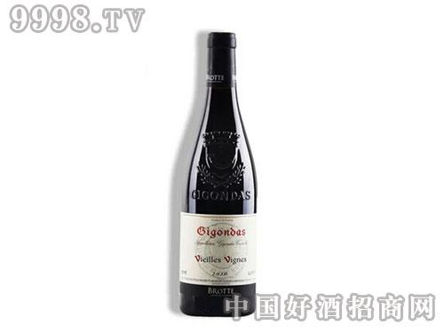 法国波特家族老藤系列之吉贡达斯干红葡萄酒