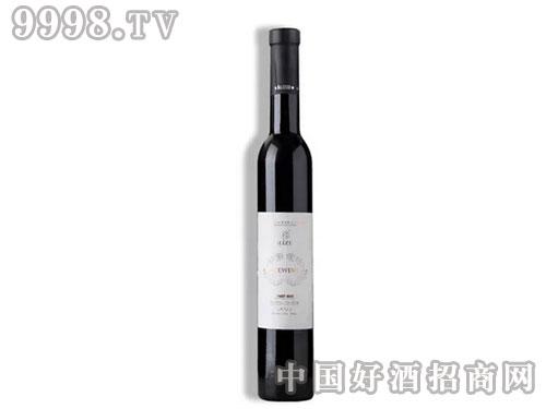 VQA黑皮诺甜红冰酒冰葡萄酒甜酒红酒