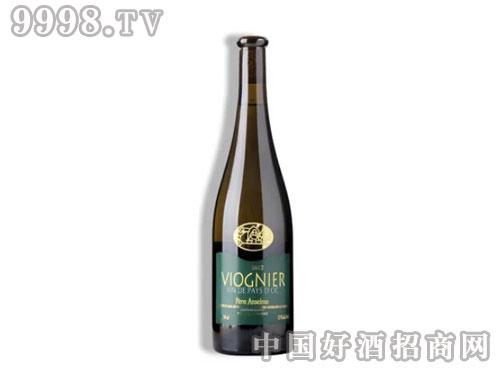 法国波特家族安瑟伦老爹维欧尼干白葡萄酒