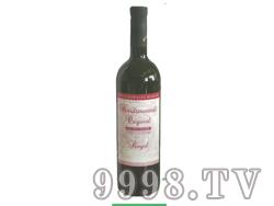 金兹马拉乌利法定产区半甜红葡萄酒