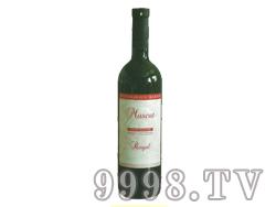 慕斯卡特半干玫瑰葡萄酒