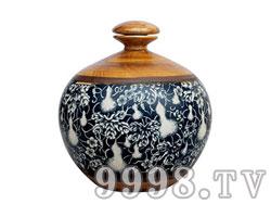 坛子酒-葫芦装