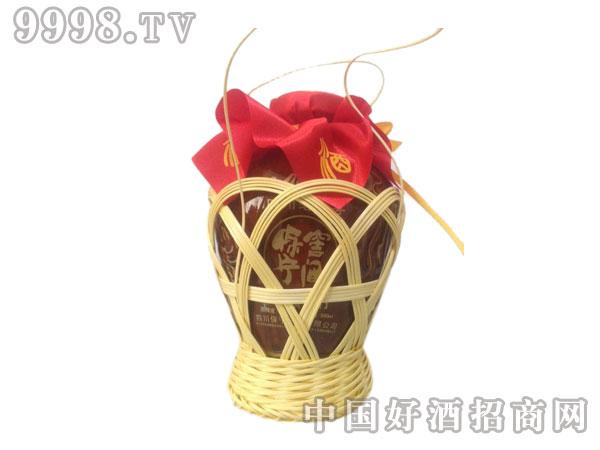 500ML保宁罐装窖酒(白酒)