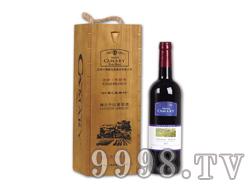 卡萨布朗卡梅乐干红葡萄酒