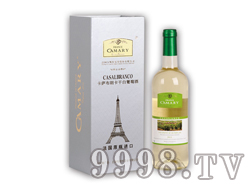 卡萨布朗卡干白葡萄酒