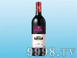 卡斯特罗茜紫钻干红葡萄酒