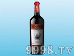 卡斯特罗茜干红葡萄酒2010