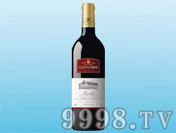 卡斯特罗茜干红葡萄酒2010(75cl)