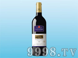 卡斯特罗茜干红葡萄酒2011