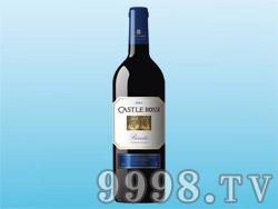 卡斯特罗茜干红葡萄酒2011(13%vol)