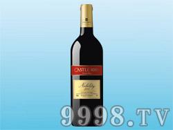 卡斯特罗茜干红葡萄酒2011(75cl)