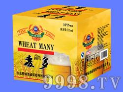 哈克啤酒(箱)
