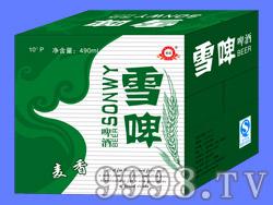 雪啤啤酒(箱)