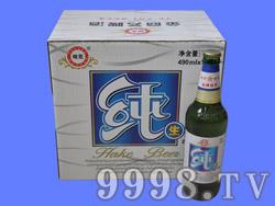 纯生啤酒(瓶)